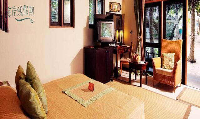 标准房-STandard Room 房型图片及房间装修风格(艾拉胡岛|艾拉湖 Ellaidhoo By Cinnamon)海岛马尔代夫