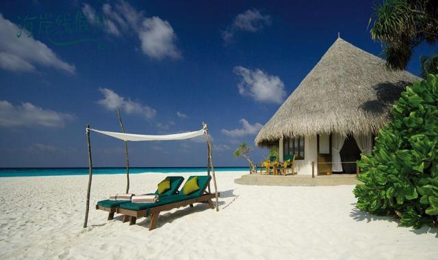 海滩别墅-Beach Villas 房型图片及房间装修风格(杜尼可鲁岛(可可棕榈杜妮) Coco Palm Dhuni Kolhu)海岛马尔代夫
