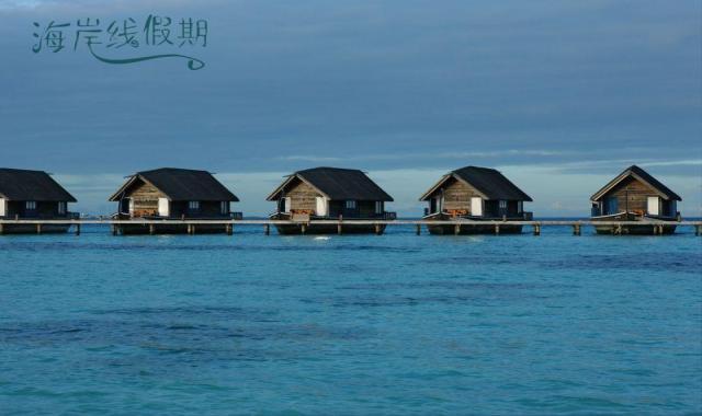 房型内部设施图片参考,如无边泳池与电视及音响, 多尼套房-Dhoni Suite maldievs(可可亚岛 Cocoa)