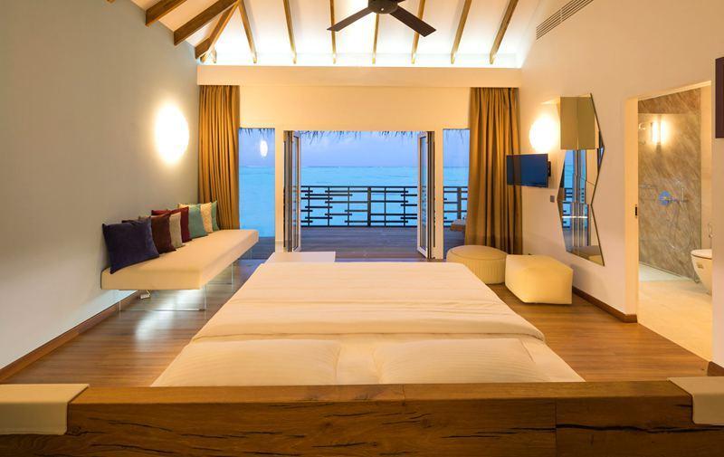 可可尼岛 Cocoon Maldives ,马尔代夫风景图片集:沙滩beach与海水water太美,泳池pool与水上活动watersport好玩