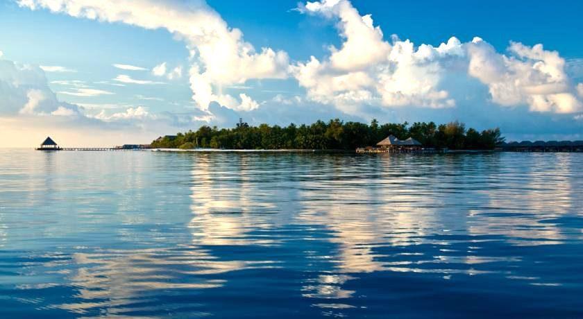 波杜希蒂岛 Coco Palm Bodu Hithi ,马尔代夫风景图片集:沙滩beach与海水water太美,泳池pool与水上活动watersport好玩