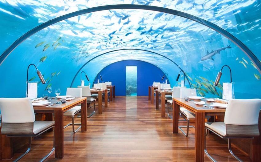 maldives攻略,  马尔代夫海底餐厅酒店有哪些? -马尔代夫攻略-一级代理-海岸线假期官网