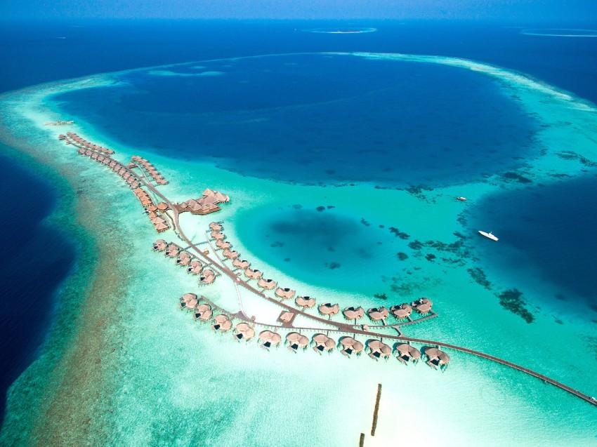 maldives 哈拉薇利岛 Constance Halaveli 漂亮马尔代夫图片相册集