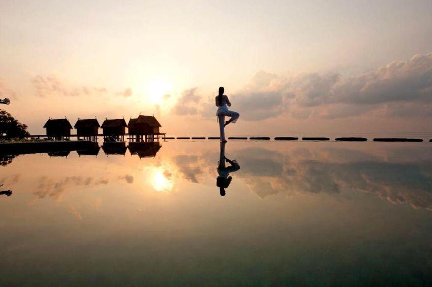 慕芙士岛|魔富士 Constance Moofushi ,马尔代夫风景图片集:沙滩beach与海水water太美,泳池pool与水上活动watersport好玩