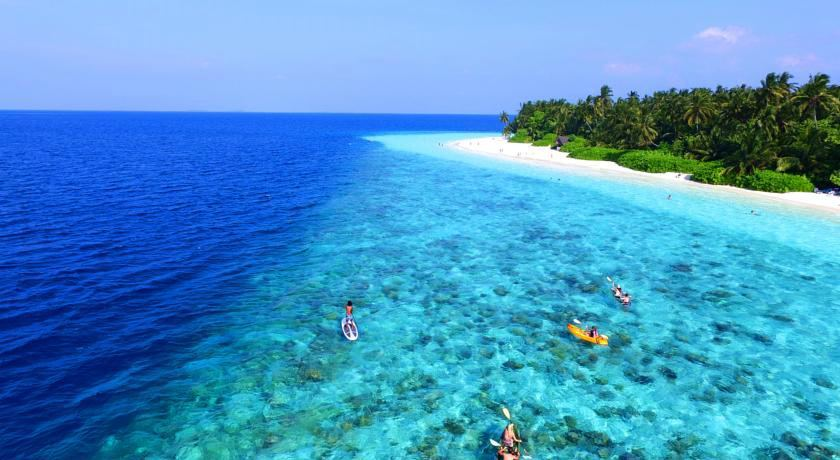 maldives 菲哈后岛 Fihalhohi Island Resort 漂亮马尔代夫图片相册集
