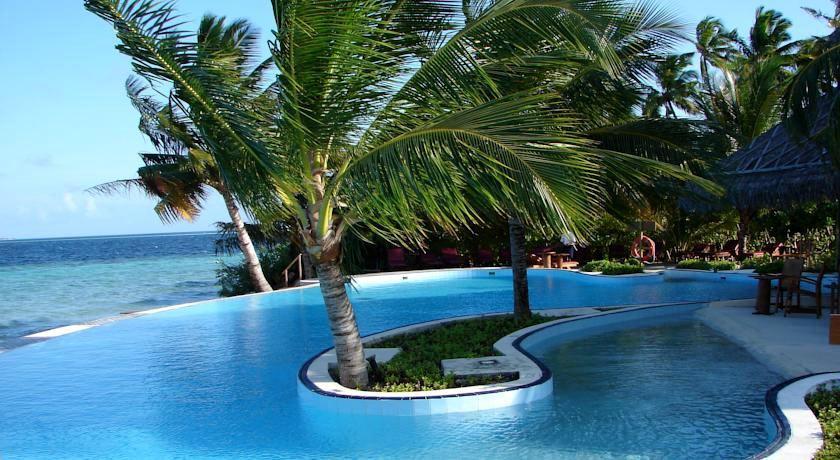 菲利西澳岛 Filitheyo Island Resort ,马尔代夫风景图片集:沙滩beach与海水water太美,泳池pool与水上活动watersport好玩