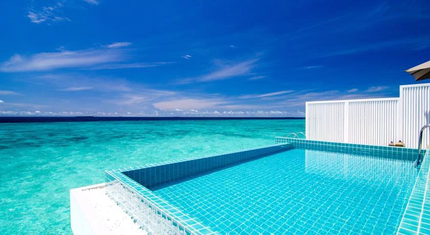 菲诺芙岛 Finolhu Maldives ,马尔代夫风景图片集:沙滩beach与海水water太美,泳池pool与水上活动watersport好玩