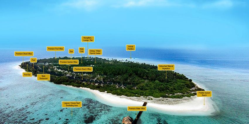 maldives 芙拉薇莉岛 Furaveri Island Resort and Spa 漂亮马尔代夫图片相册集
