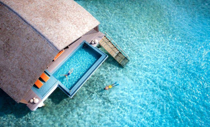 maldives 妃诺岛|翡诺岛 ClubMed Finolhu Villas 漂亮马尔代夫图片相册集