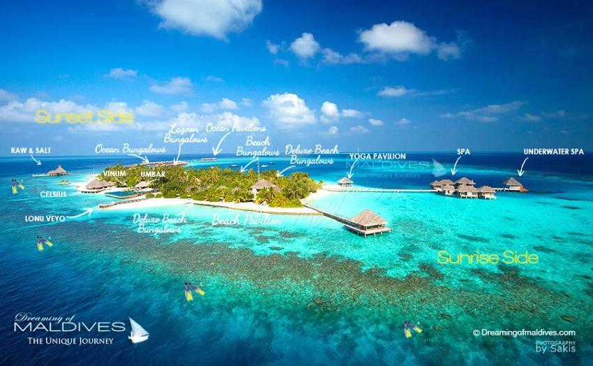 maldives 芙花芬岛|胡花芬 Huvafen Fushi 漂亮马尔代夫图片相册集