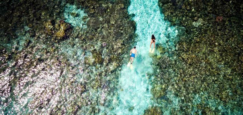 芙花芬岛|胡花芬 Huvafen Fushi ,马尔代夫风景图片集:沙滩beach与海水water太美,泳池pool与水上活动watersport好玩