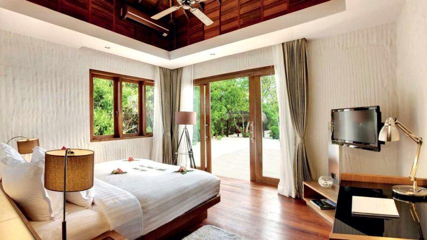 日落海滩别墅-Sunset Beach Villa 房型图片及房间装修风格(神仙珊瑚岛 Island Hideaway at Dhonakulhi)海岛马尔代夫