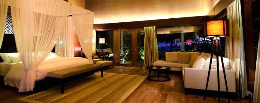 海滩活力别墅-Beach Revive Villa with Private Pool 房型图片及房间装修风格(德瓦娜芙希 Dhevanafushi Maldives Luxury Resort)海岛马尔代夫
