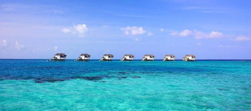 maldives JV岛卓美亚维塔维丽酒店 Jumeirah Vittaveli 漂亮马尔代夫图片相册集