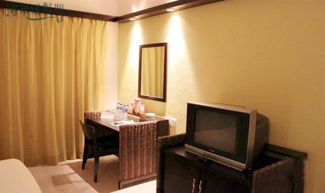 房型内部设施图片参考,如无边泳池与电视及音响, 高级房-Superior Room maldievs(卡尼岛 Club Med Kani)
