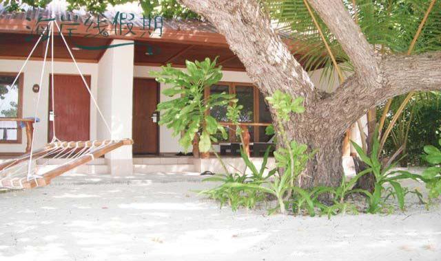花园别墅已停售-Garden Villas 房型图片及房间装修风格(库拉玛提岛|库拉马提 Kuramathi)海岛马尔代夫