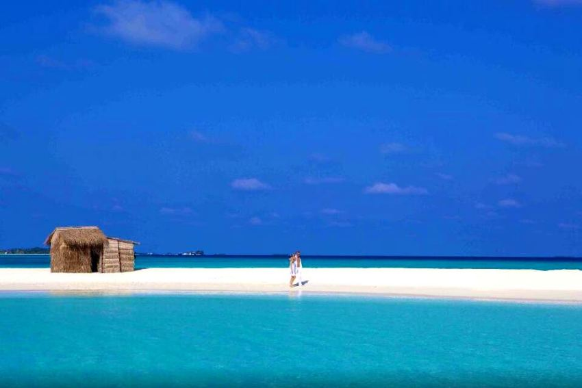 maldives 古丽都岛 Kuredu Island 漂亮马尔代夫图片相册集