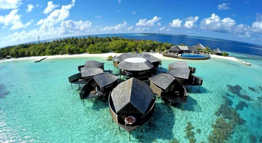 丽莉岛|莉莉岛 Lily Beach Resort ,马尔代夫风景图片集:沙滩beach与海水water太美,泳池pool与水上活动watersport好玩