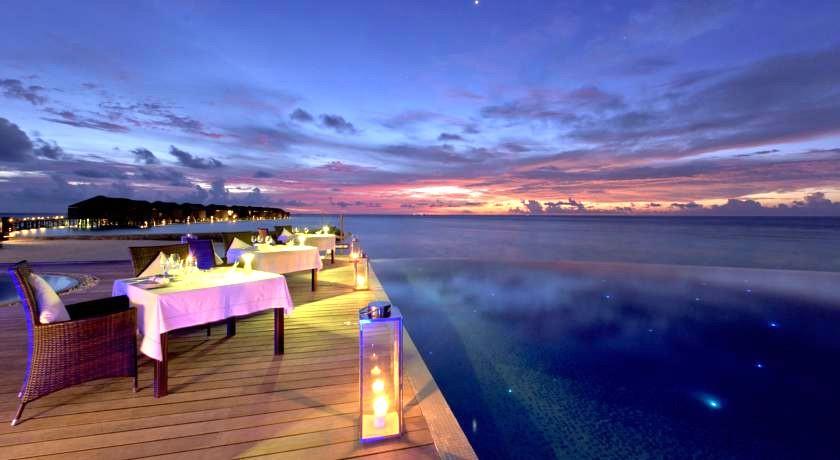 maldives 丽莉岛|莉莉岛 Lily Beach Resort 漂亮马尔代夫图片相册集