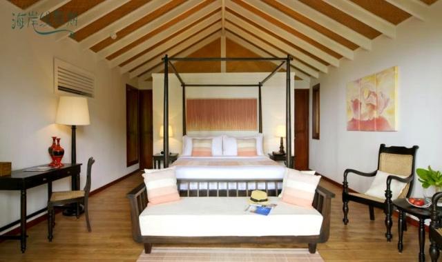 海滩别墅-Beach Villas 房型图片及房间装修风格(洛马 Loama Maldives)海岛马尔代夫