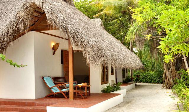 沙滩别墅-Beach Villa 房型图片及房间装修风格(马杜加里 Madoogali)海岛马尔代夫