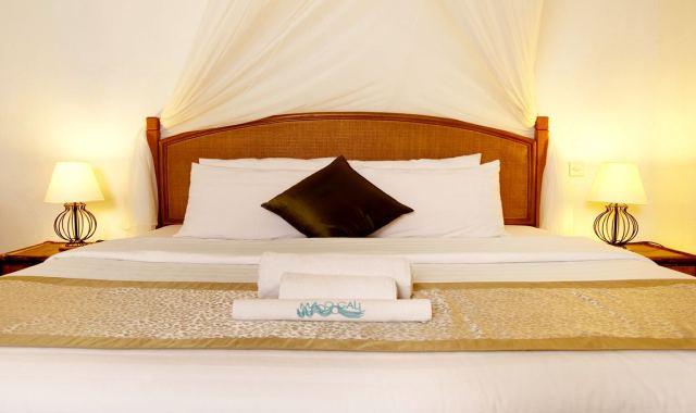 房型内部设施图片参考,如无边泳池与电视及音响, 沙滩别墅-Beach Villa maldievs(马杜加里 Madoogali)