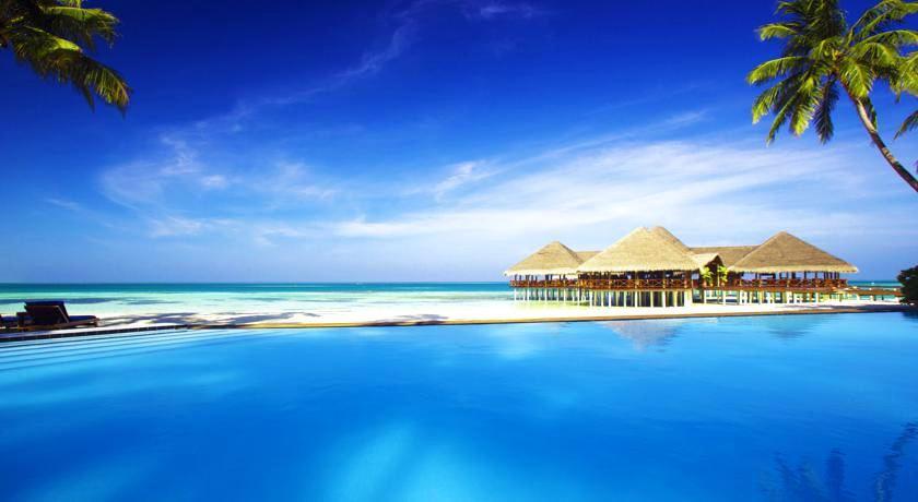 曼德芙岛|曼德芙仕岛 Medhufushi ,马尔代夫风景图片集:沙滩beach与海水water太美,泳池pool与水上活动watersport好玩