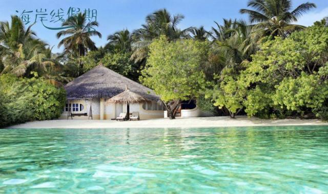 沙滩别墅-Beach Villa 房型图片及房间装修风格(尼卡岛 Nika Island)海岛马尔代夫