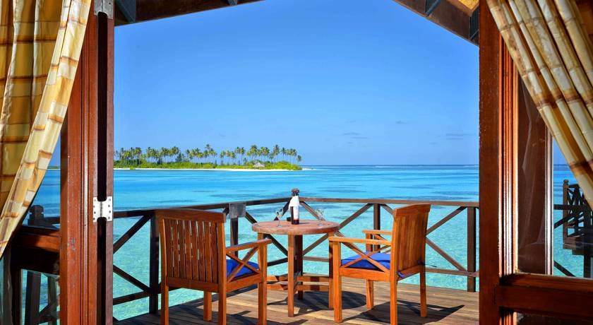 maldives 双鱼岛 Olhuveli Beach & Spa Resort 漂亮马尔代夫图片相册集