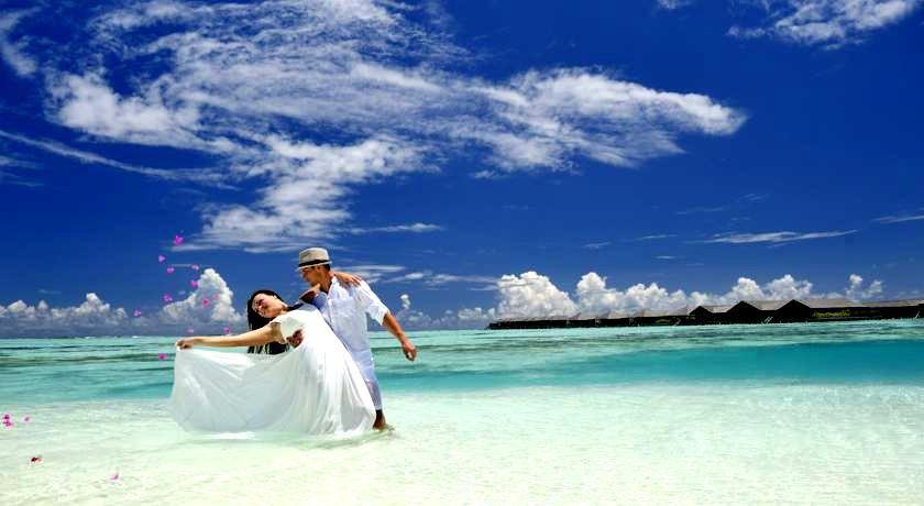 maldives 天堂岛 Paradise island 漂亮马尔代夫图片相册集