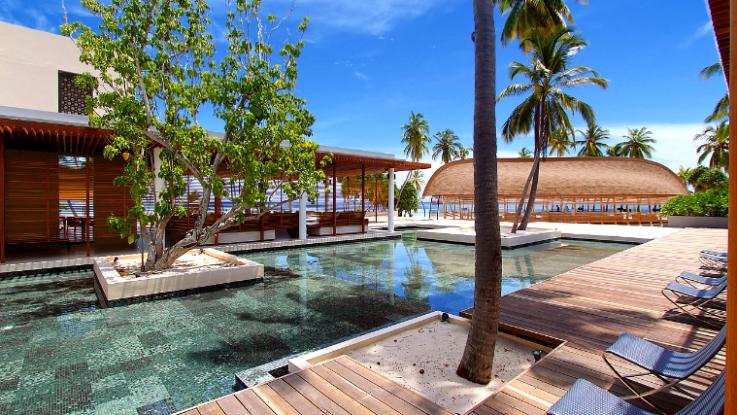 柏悦哈达哈 Park Hyatt Hadahaa ,马尔代夫风景图片集:沙滩beach与海水water太美,泳池pool与水上活动watersport好玩