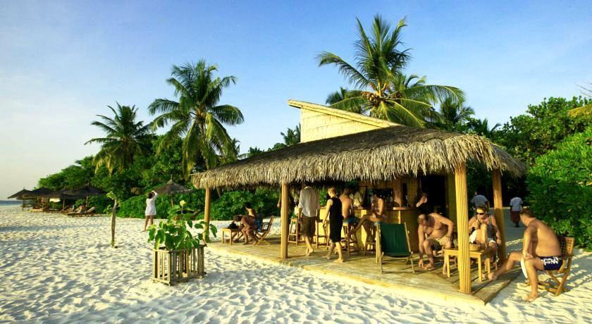 瑞提海滩 Reethi beach resort ,马尔代夫风景图片集:沙滩beach与海水water太美,泳池pool与水上活动watersport好玩