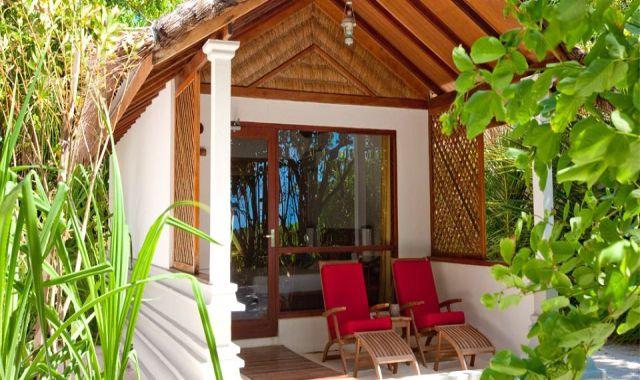 瑞提别墅-Reethi Villa 房型图片及房间装修风格(瑞提海滩 Reethi beach resort)海岛马尔代夫