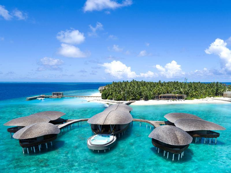 maldives 瑞吉|沃木里 The St. Regis Maldives Vommuli Resort 漂亮马尔代夫图片相册集