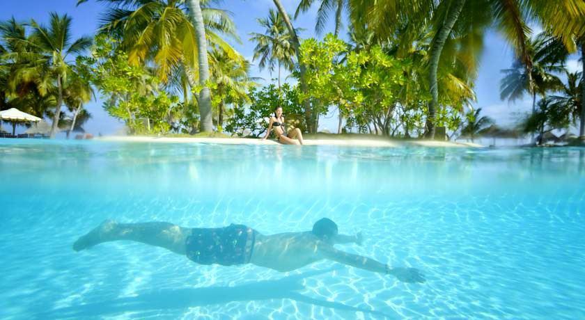 马尔代夫太阳岛 Sun Island Resort ,马尔代夫风景图片集:沙滩beach与海水water太美,泳池pool与水上活动watersport好玩