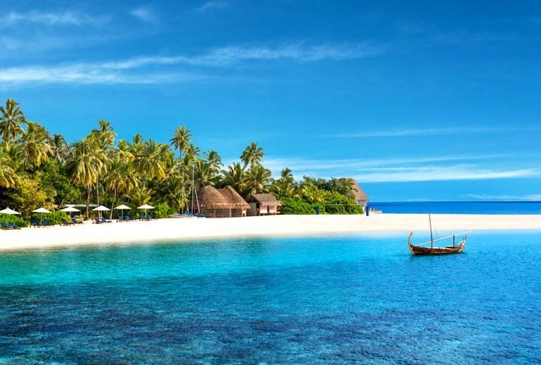 maldives W岛|宁静岛 W Retreat 漂亮马尔代夫图片相册集