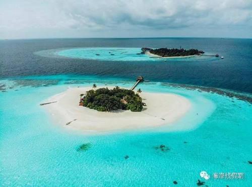 马尔代夫哪些岛屿有无人岛? 无人沙洲?哪些岛屿可以双岛游? |双岛|跳岛|无人岛,马尔代夫游记,海岸线假期