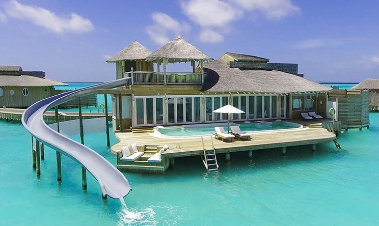 水上別墅 房型圖片及房間裝修風格(索尼娃賈尼島 soneva jani)海島