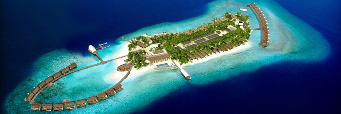 maldives 威斯汀 The Westin Maldives Miriandhoo Resort 漂亮马尔代夫图片相册集