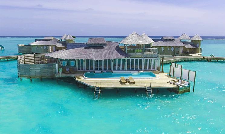 1 Bedroom Water Retreat-1卧水上别墅  房型图片及房间装修风格(索尼娃贾尼岛 Soneva Jani)海岛马尔代夫