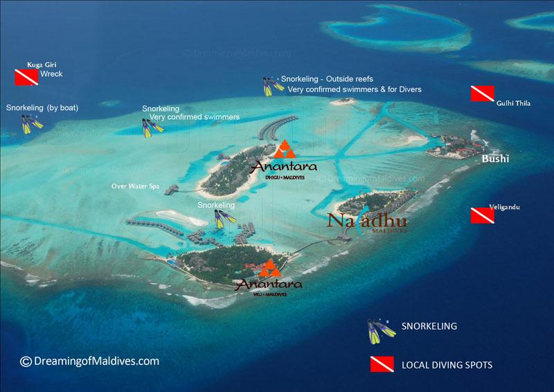 maldives 娜拉杜岛 Naladhu Private Island Maldives 漂亮马尔代夫图片相册集